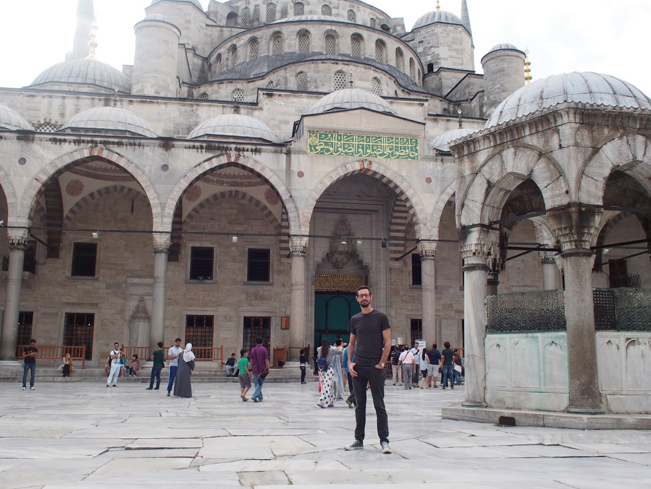 jon blue mosque