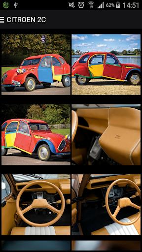 Car Wallpapers HD - Citroen