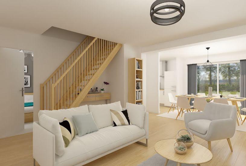 Vente Terrain + Maison - Terrain : 212m² - Maison : 105m² à Saint-Michel-sur-Orge (91240)