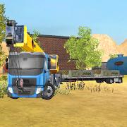 Crane Driving Simulator 3D