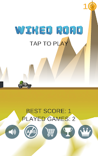 Wiked Road Screenshot