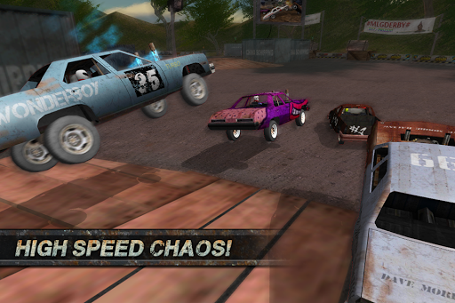 Demolition Derby: Crash Racing  screenshots 4