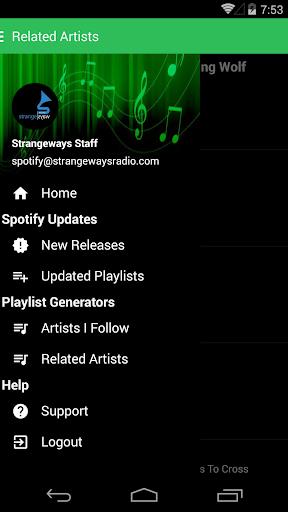 Companion 4 Spotify 1.5.0.0 screenshots 5