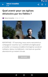 France News (Actualités)- screenshot thumbnail