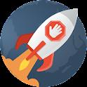 Adblock Turbo - Fast Browser icon