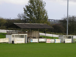 Photo: 10/02/06 - Ground photo at St James Park, Alnwick Town FC - contributed by David Norcliffe
