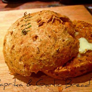 Paprika & Garlic Bread Rolls Recipe