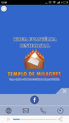 Rádio Templo de Milagres