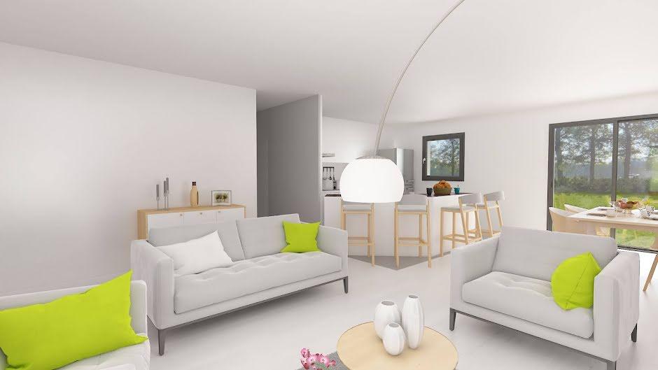Vente maison 4 pièces 84.29 m² à Saint-Lubin-des-Joncherets (28350), 207 900 €