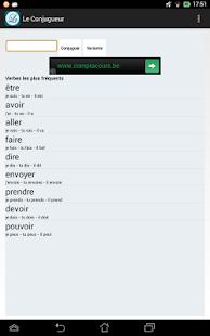 App Le Conjugueur APK for Windows Phone