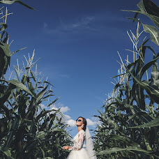 Wedding photographer Andrey Gali (agphotolt). Photo of 08.08.2018