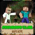 Underground Village Maps for Minecraft icon