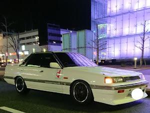 スカイライン HR31 昭和63 GTパサージュツインカムターボ後期のカスタム事例画像 圭壱mackさんの2020年02月11日19:40の投稿