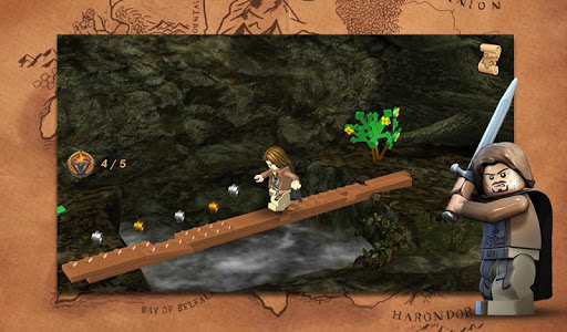 LEGOu00ae The Lord of the Ringsu2122  screenshots 2