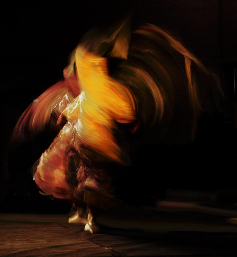Armonia ed equilibrio nella danza di Silvano