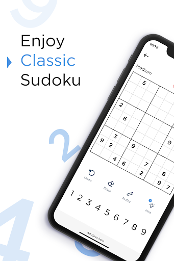 Sudoku Championship - Free online Sudoku League screenshot 1