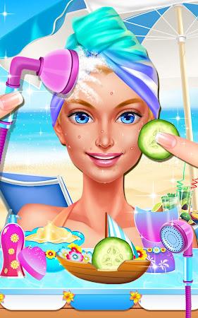 Summer Girl! Beach PARTY Salon 1.2 screenshot 1503293