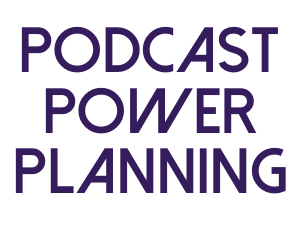 Podcast Power Planning with Jen Turrell