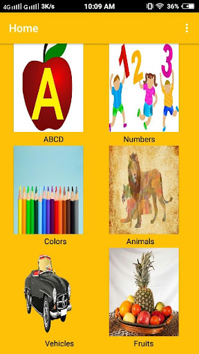 ABC Learning app 10.0 screenshots 1