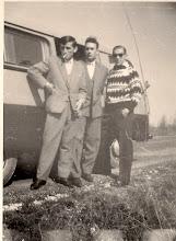 Photo: 1960 Put u Rijeku Puzigača, Škataro, Rovis Franko