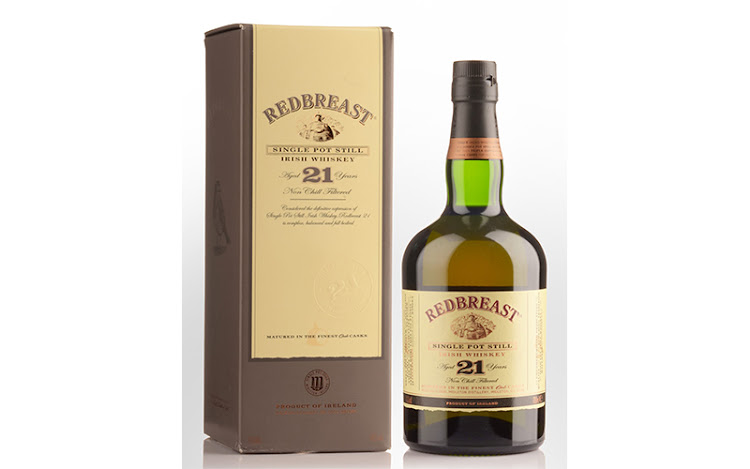 Red Breast 21 YO