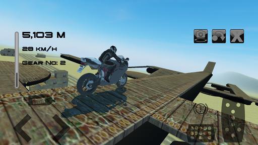 Fast Motorcycle Driver  screenshots 5