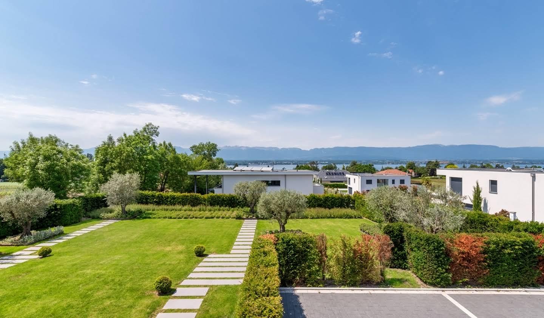 Maison avec piscine et jardin Genève