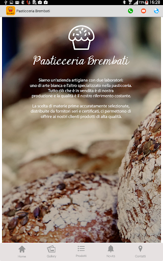 Pasticceria Demo