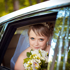 Wedding photographer Aleksandra Dmitrieva (aleksashka). Photo of 27.01.2015