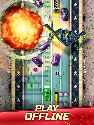 Chaos Road: Combat Racing 1.2.8 screenshots 8