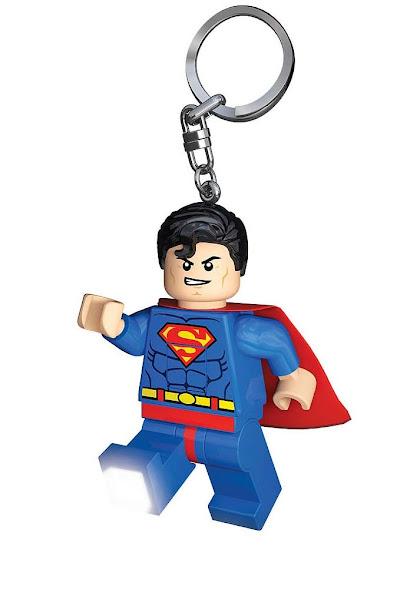 Imagen de contenido Llavero con Luz Led Lego® Superman