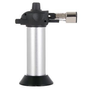 Arzator pentru prajituri, gaz butan, 10x4x14 cm