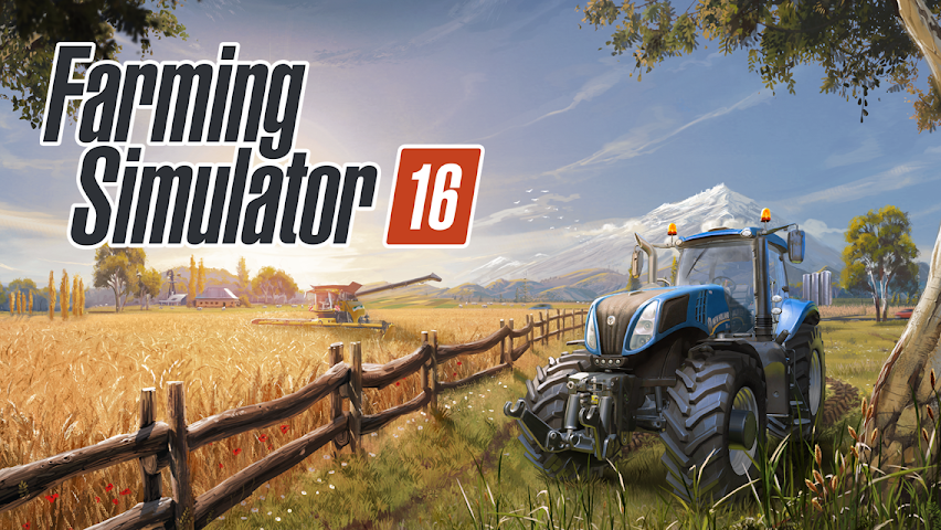 android Farming Simulator 16 Screenshot 5
