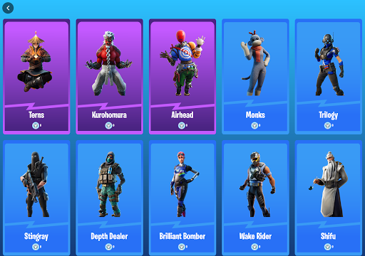 Emotes Ringtones And Daily Shop for Battle Royale screenshot 13