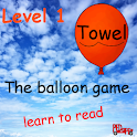The balloon game - level 1