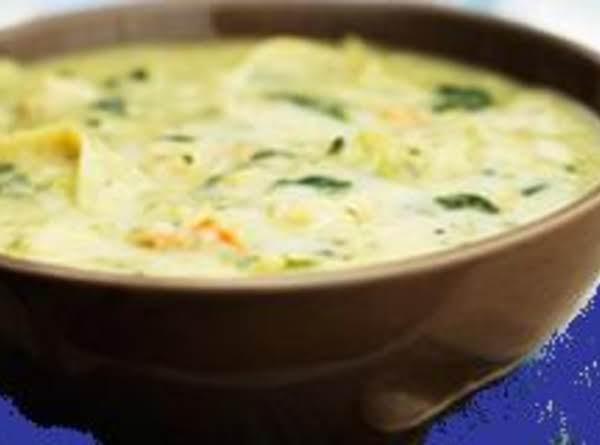 3 Sisters Green Chili Potato Soup Recipe