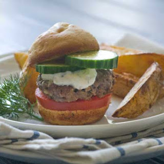 Gluten Free Greek Sliders
