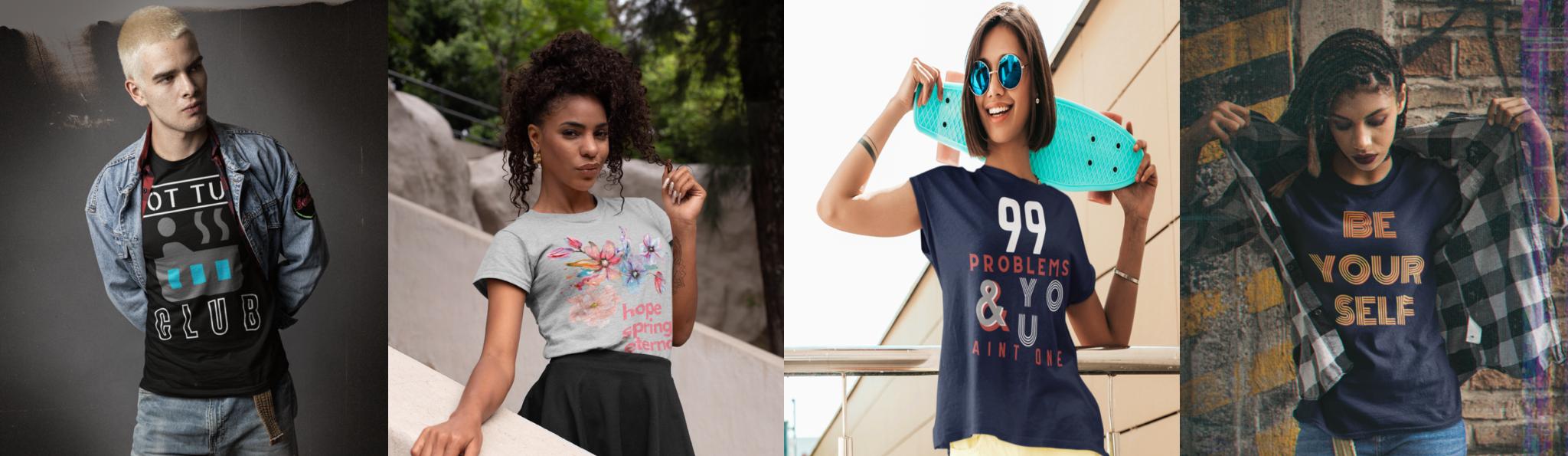 Rockin Panda Tees | Latest t-shirt styles | Fashion Brands on Afluencer
