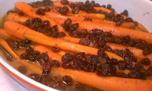 Brown Sugar Carrots Recipe