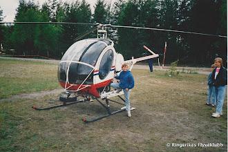 Photo: Eggemoen Flyshow 1988 arrangert av RFK.