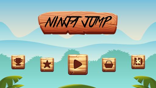 Ninja jump: Mutant kids adventure HD game apkmr screenshots 1