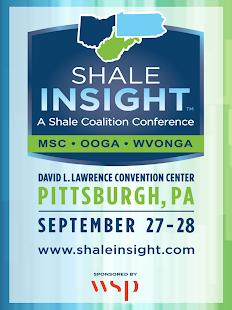 SHALE INSIGHT 2017 - náhled