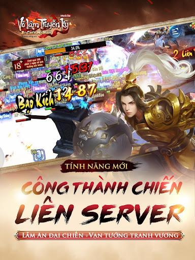 Vu00f5 Lu00e2m Truyu1ec1n Ku1ef3 Mobile - VNG  gameplay   by HackJr.Pw 11