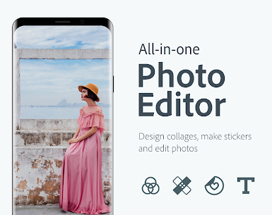 Adobe Photoshop Express Mod Apk :Photo Editor Collage Maker 1