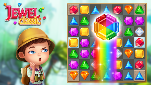 Jewels Classic - Jewel Crush Legend 2.9.6 screenshots 6