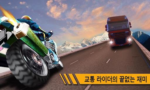 Traffic Moto Rider