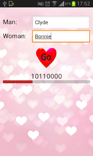Love Calculator 爱计算器