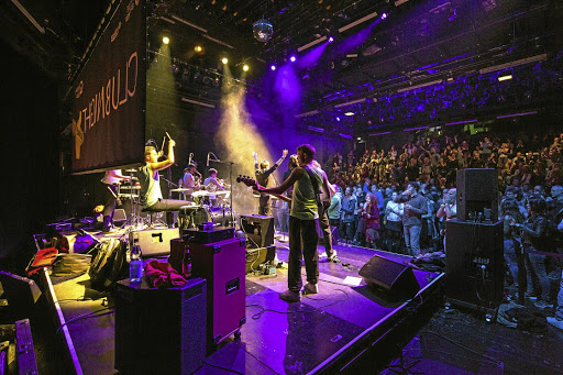 A performance at the Jazzahead festival in Bremen. Picture: SUPPLIED