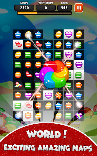 Crazy Candy Smash New Game 2020- Games 2020 android2mod screenshots 4