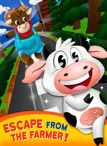Farm Escape Runner ud83dudc2e 4.1 screenshots 1